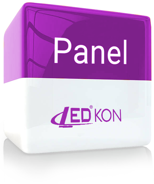 LED Indoor Panel Ledkon